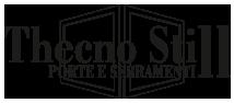 Thecno Still logo blk